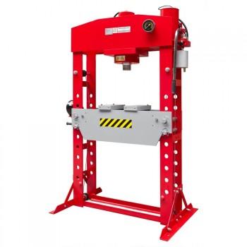 Presse d'atelier pneumatique 75 tonnes Holzmann WP75H