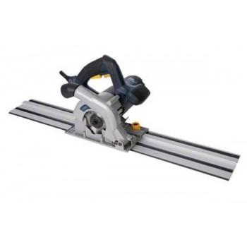 Scie plongeante GMC GTS1500 avec rail de 700 mm et 4 lames multi-matériaux !