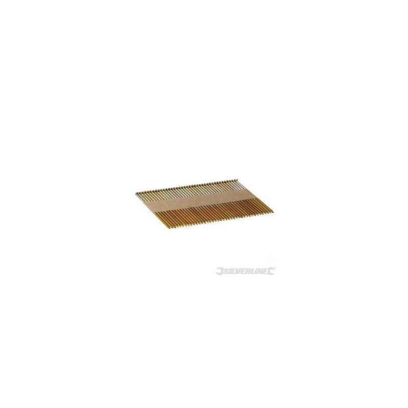 clous annel s galvanis s 75 mm pour cloueuse de charpente. Black Bedroom Furniture Sets. Home Design Ideas