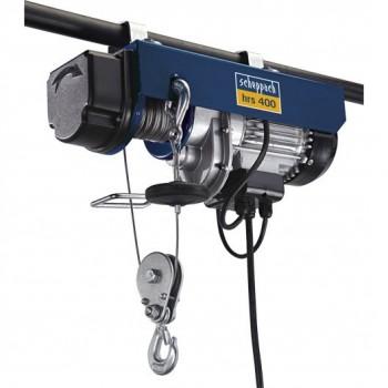 Palan treuil électrique Scheppach HRS450 200/400KG