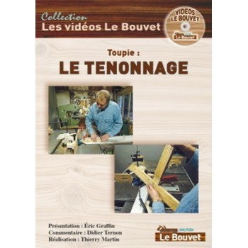 DVD Eric Graffin : le tennonage