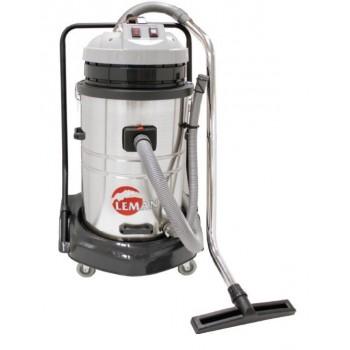 Aspirateur Inox eau et poussières Leman ASP701