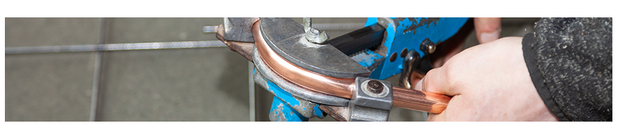 Cintreuse manuelle et motorisée pour le métal