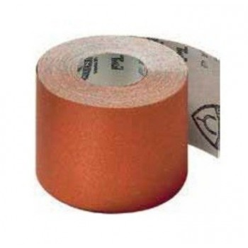 Paper abrasive roll grit 120, 5 meters quality Pro !