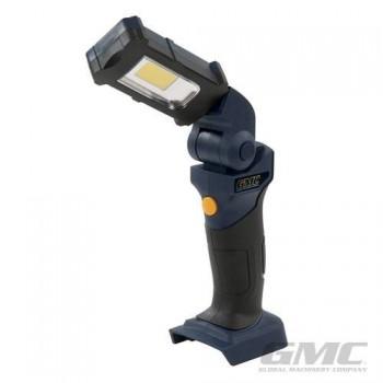 Lampe de travail à tête pivotante 18 V