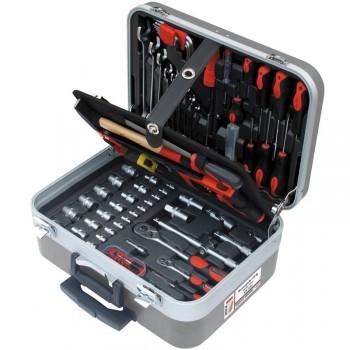 Mallette à outils Holzmann 132 pièces