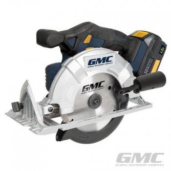 Circular saw with laser GMC diameter 185 mm - 2000 W cutting