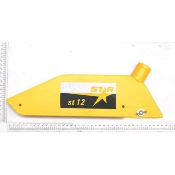 Protecteur lame pour scie Kity PS1200, Scheppach TS310, TS30, HS120 et Woodstar ST12