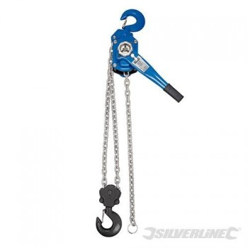 Lever hoist-chain up to 6 tonnes