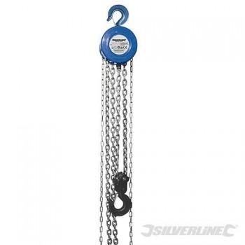 Hoist hand chain 3 ton Silverline