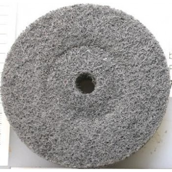 Meule à polir pour le touret Scheppach HG34