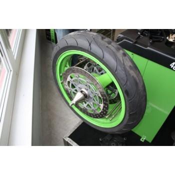"""Adaptateur pour roues de moto 6-26"""" Zipper"""