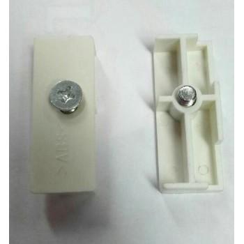 Vis et plaque pour la plaque lumière sur scie circulaire de chantier Kity 415
