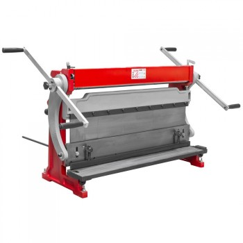 Roller, folder and shears! 3 in 1 in 760 mm