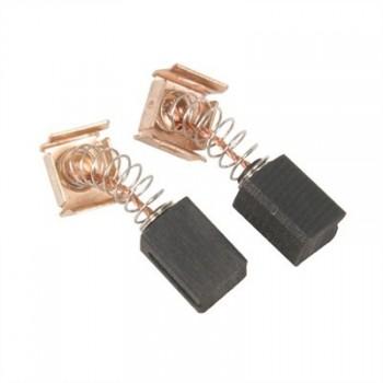 Spazzole di carbone per la fresatura di lamelle macchina Silverline (coppia)
