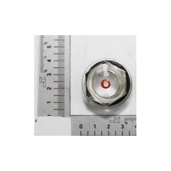 Bouchon de niveau d'huile pour compresseur Scheppach HC50