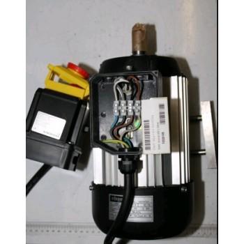 Schnittholzstämme Juliya PL5000, Scheppach HS510 Woodstar SW51 - 2600W 230V motor