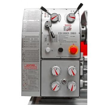 Metal lathe Holzmann ED1000NDIG - 400 V