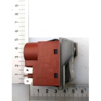 Contacteur marche arrêt 230V pour broyeur scheppach GSH3400
