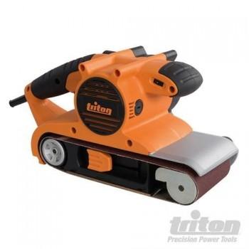 Ponceuse à bande Triton T41200BS - 1200 W