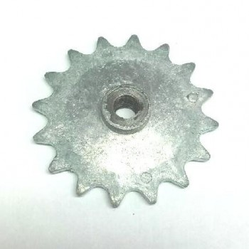 Sprocket for smooth roller...