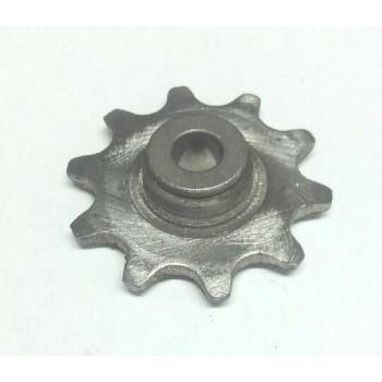 Motor Ritzel für Roller glatt Vorschäler 439 und Bestcombi 2000 oder 3.0
