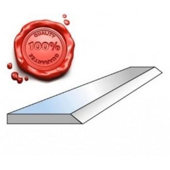 Cuchilla para cepilladora 260 x 30 x 3.0 mm - HSS 18% de calidad Superior !