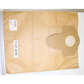 Bolsa de papel para aspiradoras taller Scheppach HDW70 (pack de 3)
