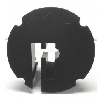 Plaque lumière pour scie à chantourner Décoflex et Kity SAC405F