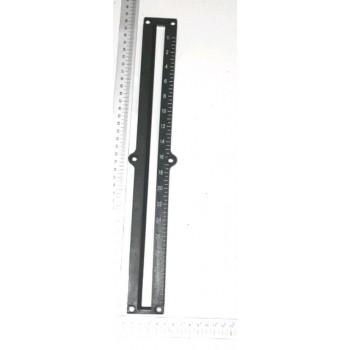 Schutzhaube für radiale Säge Juliya MS254, Scheppach HM100lu oder Woodstar SL10lu