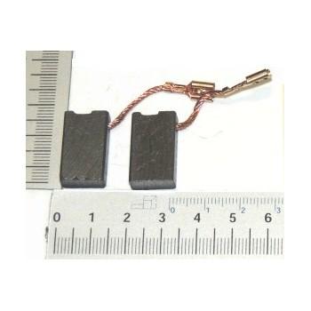 Kohlebürstensatz für Kity MS255A und Scheppach HM100MP
