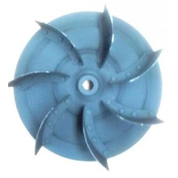 Metal de la turbina para chip vacío Holzmann, Leman, el ebanista Jean