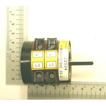Interrupteur pour toupie scie Kity 609TF
