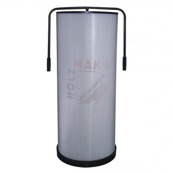 Cartuccia filtro per polveri fini FP3 diametro 500 mm per Aspirapolvere per trucioli