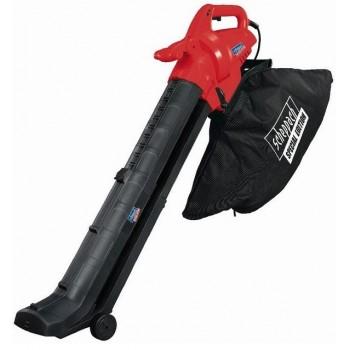 Leaf Blower/Vacuum  3-in-1 Scheppach LBH3800E -- Probois Machinoutils