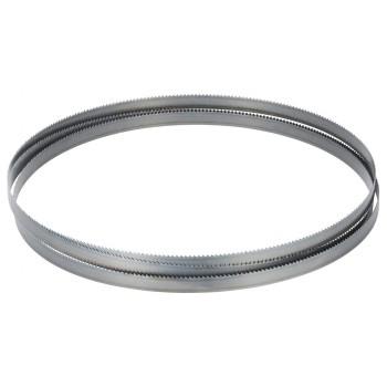Hoja para sierra de cinta 3657 mm ancho 27 mm espesor 0.9 mm