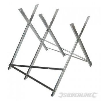 Stahl Sägebock für Kettensäge