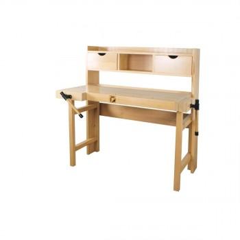 Established carpenter 1230 mm rubber - Holzmann