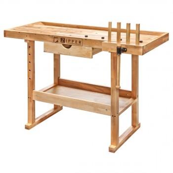 Established carpenter 1260 mm rubber - Holzmann