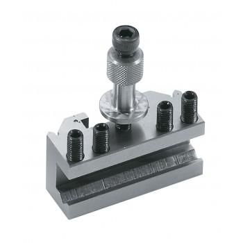 Porte-outils à support prismatique pour taille 10 pour tour à métaux