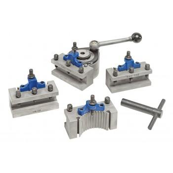 Porte-outils à changement rapide Multifix taille A pour tour à métaux