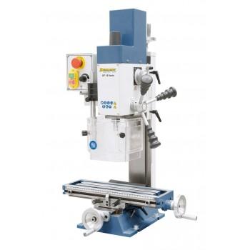 Fresado máquina Holzmann BF16V de metal
