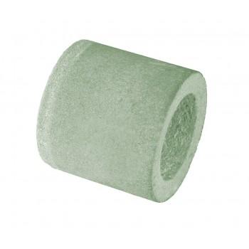 Meule d'affûtage verte pour affûteuse de forets hélicoïdaux