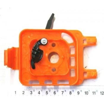 Base de filtro de aire para herramientas de jardín y desbrozadora Scheppach y Woodster 51.7 cm3