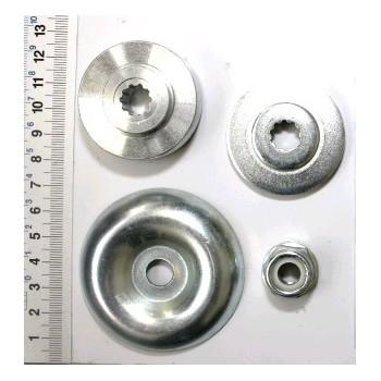 Carburateur pour outil multifonction Scheppach MFH3300-4P
