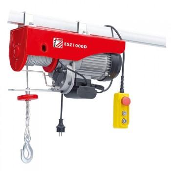 La grúa cabrestante eléctrico Holzmann ESZ1000D