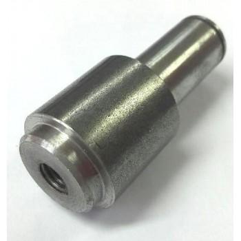 Axe pour la roue métallique ref 603330 de la dégau 638