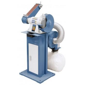 Vacuum wood chip machine metal Bernardo MSA300