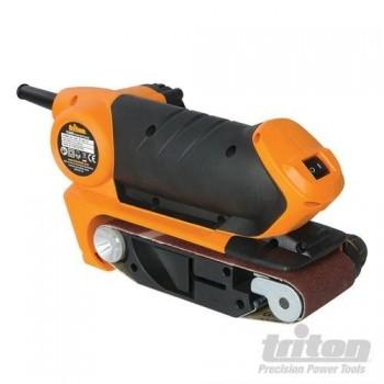Ponceuse à bande compacte Triton 64 mm TCMBS - 450W