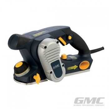 Rabot électrique GMC 3BPM à 3 fers - 750W